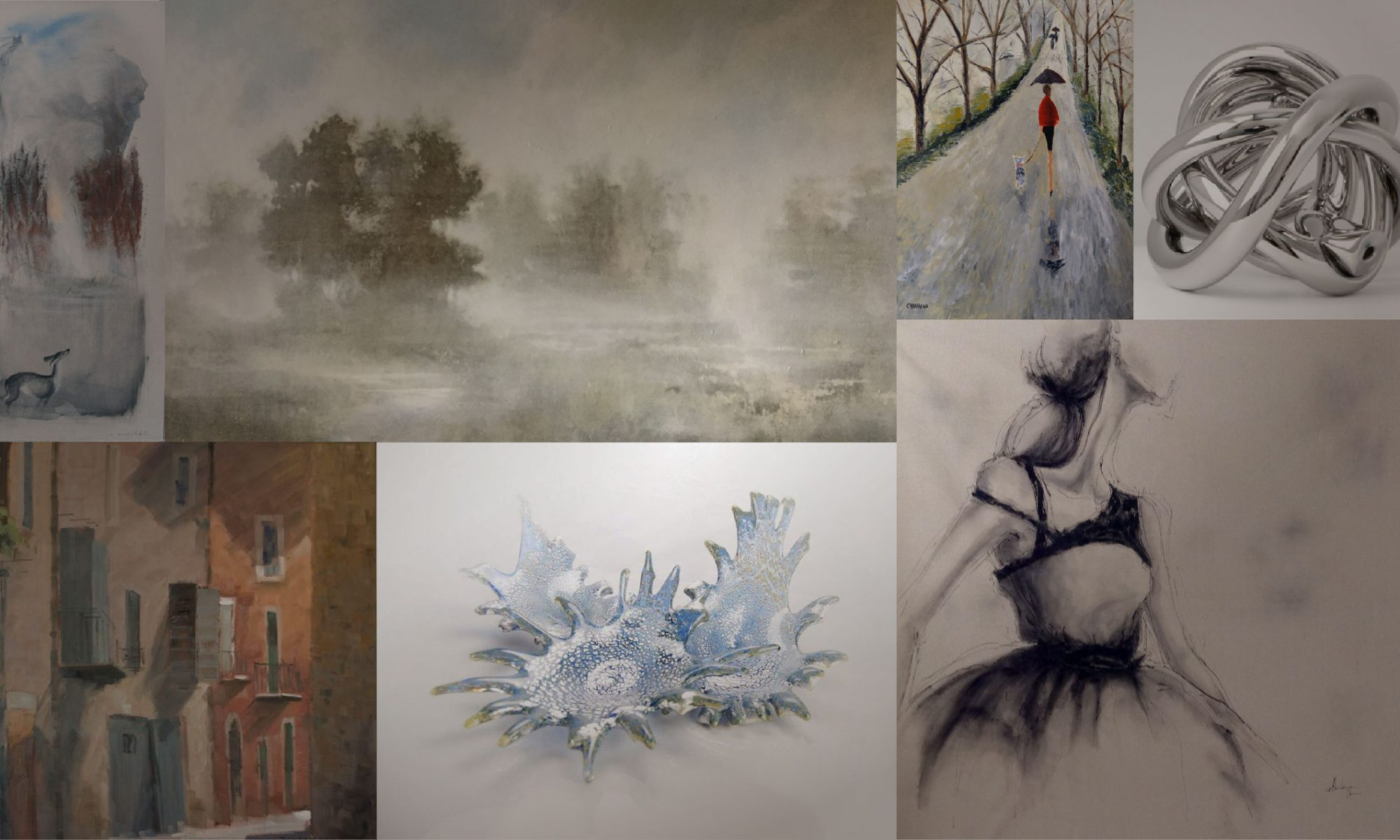 Featured Artists collage